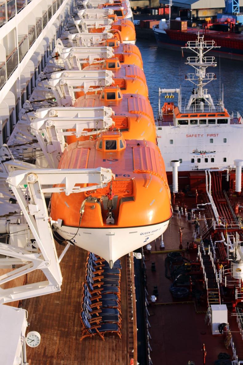 Queen Mary 2 Kurzkreuzfahrt_Deck_5