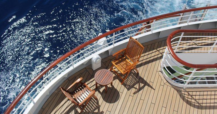 Mein Seetag an Bord von AIDA Aura im Indischen Ozean