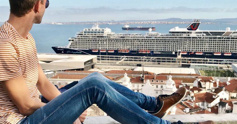 Lissabon mit der neuen Mein Schiff 2 entdecken