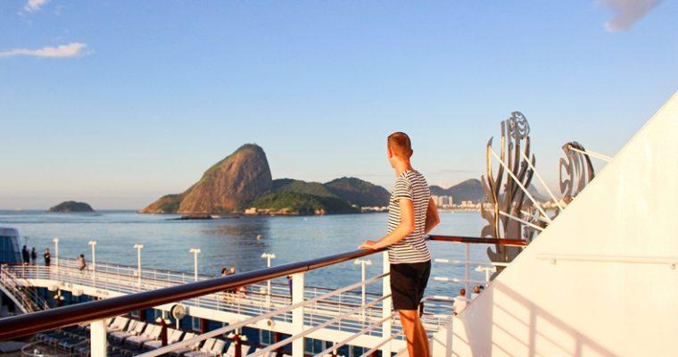 Mit Oceania Cruises zum Zuckerhut