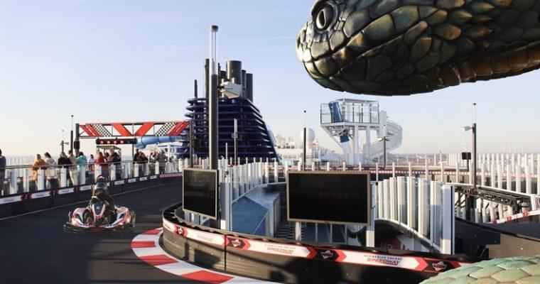 An Bord der Norwegian Encore – Viele Gründe für eine Reise mit Norwegian Cruise Line