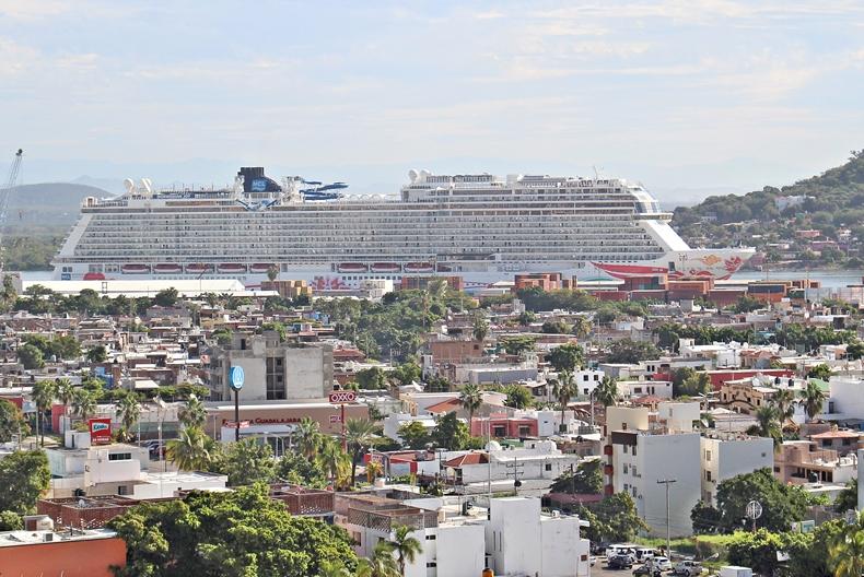 Norwegian Joy Kreuzfahrt an die mexikanische Riviera