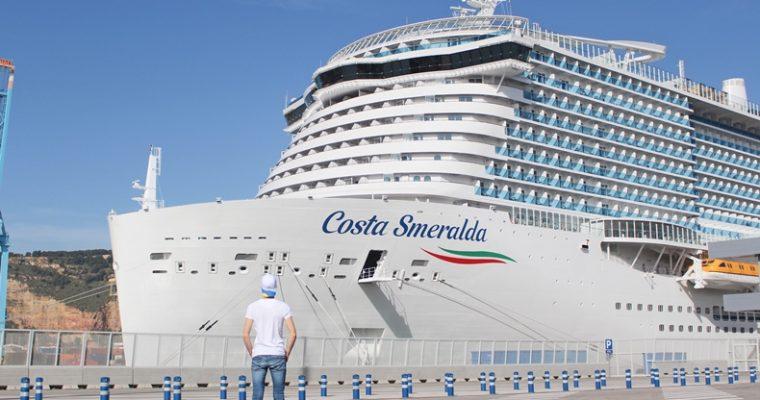 Costa Smeralda – Italienische Lebensfreude auf See