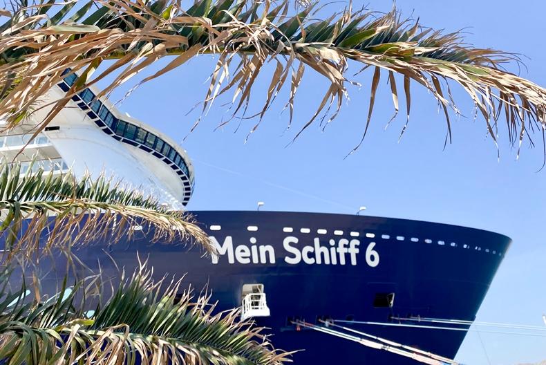Griechenland Kreuzfahrt mit Mein Schiff 6