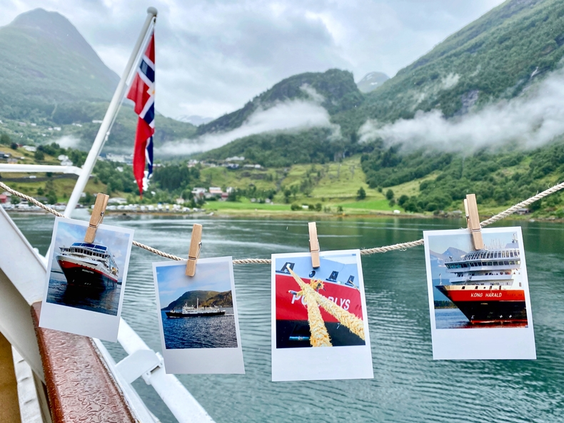 Mit Hurtigruten Norwegen entdecken