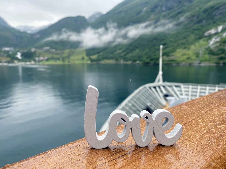 Einfach zum Verlieben: Norwegen´s Natur