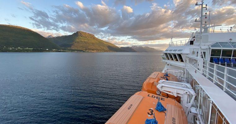 Norwegen: Mit Hurtigruten ganz individuell von Hafen zu Hafen