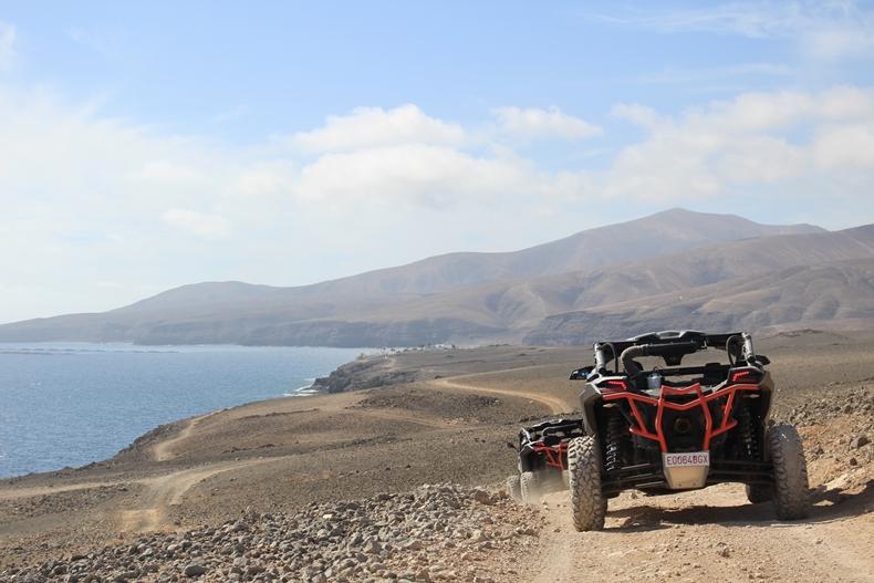 Maverick Tour auf Lanzarote