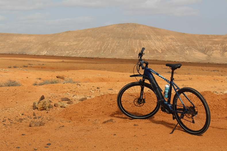 eBike ausflug Fuerteventuras
