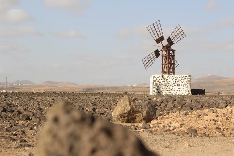 Natur Landschaft auf Fuerteventura